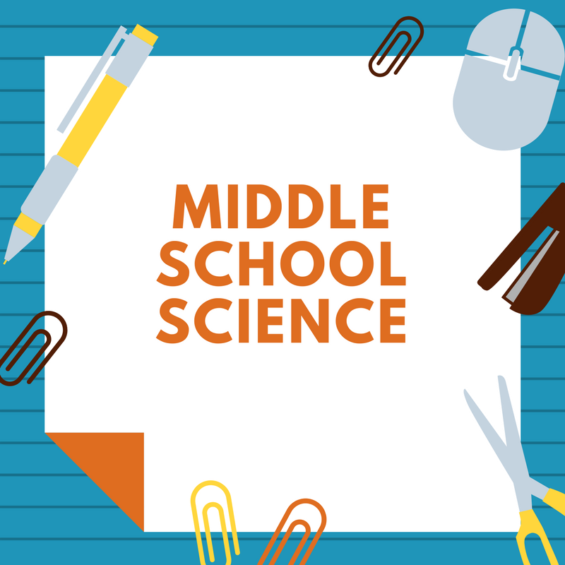 Middle School Science