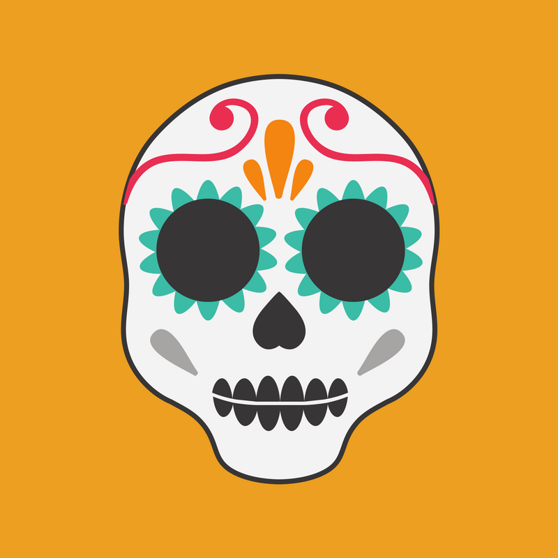 HISPANIC HERITAGE MONTH: Sugar Skull Making for Day of the Dead