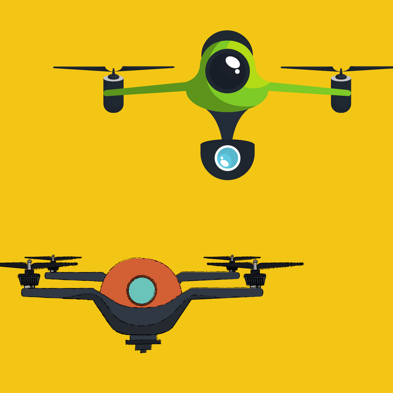 What Can You Do with Drones?